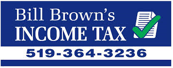 Bill Brown's Income Tax